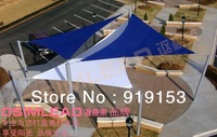 Waterproof  high-grade shade sail  3.6*3.6*5.1M   shade sail & net  HDPE