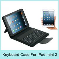 Wireless Bluetooth Keyboard PU Leather Case 7.9 inch For Apple iPad Mini Waterproof Shorkproof Drop Shipping
