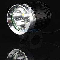 4000 Lumens 3x CREE XM-L T6 LED Headlight 3T6 Headlamp Bicycle Bike Light Waterproof Flashlight+Battery Pack Free Shipping