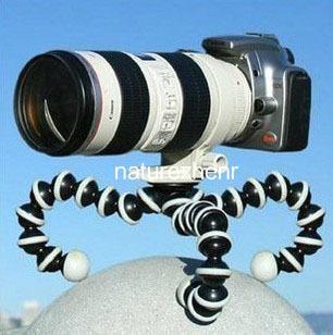 BDZ501 Kamera SLR biegsame Stative Universal DC Octopus Tripod Camera Gorillapod for canon nikon sony
