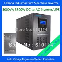 I-P-XD-5000VA 3500w solar ups power inverter pure sine 3500w 48v to 220v inverter pure DC48V DC96V