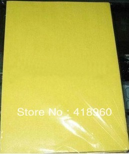 Heat transfer A4Z paper For PCB  Yellow bag 50Pcs/lot free shipping