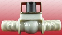 """1"""" 2Way Nylon Plastic Solar Solenoid Valve Normal close12V24V220V with Cover Water Air Heater Washer Wash Machine Garden Shower"""