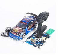 NEW Arrival rc racing car drift 1/14 REMOTE Control 4WD ELECTRIC Toy blue color