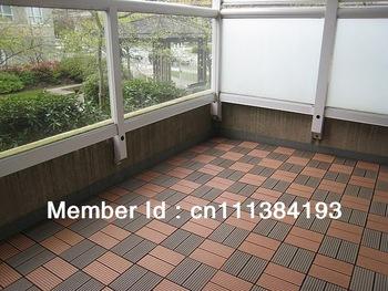 Waterproof Decking Flooring For Your Balcony