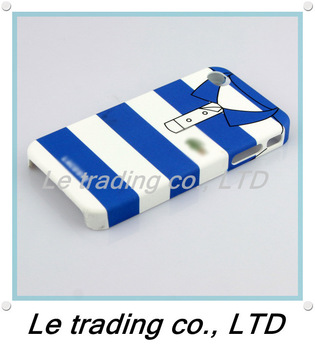 Free Shipping New T-shirt Hard Cover Case for Apple iPhone 4 4G CL-002