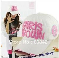 Hot selling!Women's Chris baseball cap,parent-child sunbonnet hip-hop fashion polo adjustable hats 100% cotton-Free shipping