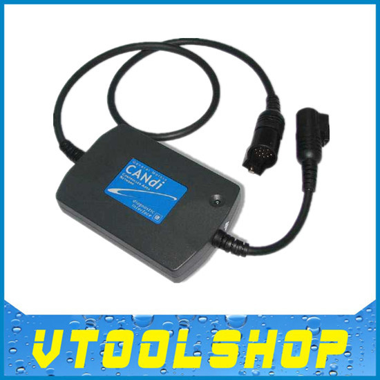 2013 Top Rated CANDI Interface Module For GM Tech2 auto diagnostic connector adapter, GM Tech2 CANDI Interface(China (Mainland))