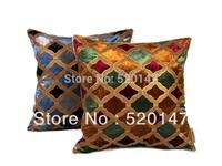 Almofada Almofadas Decorativas Tapetes Low Eto Fashion New Classical Grid Sofa Velvet Cover Ofhead Cushion Core free Shipping