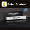 70x30mm 1 color printed aluminum alloy staff name badge tag 50pc/Lot,DHL/UPS/EMS Free shipping