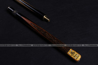 Advanced hand made snooker Cue Genuine security OMIN Billiard Cue Black Wind evil