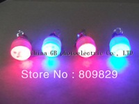 Free shipping hotsell 2014NEW arrival New design 50pcs/lot(25pairs) led stud earring led earring paryt earring for party