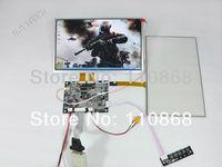 "2014 New 10.2"" INNOLUX AT102TN03 V9 LCD Panel Mudule Dual 30 Pin 800x480+KYV N2 V2 Controller+TP"