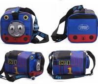 Free shipping Thomas Thomas locomotive Crossbody Bag Crossbody Bag children travel bag Bucket Bag SB006