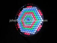 HOT/Last two week low price /LED par high power LED par light ( 186 *40w RGBW)/ 8 DMX Channels/led stage lighting