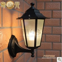 Outdoor lights, european style wall lamp, the bedroom wall lamp, garden light, waterproof restore ancient , optical impression