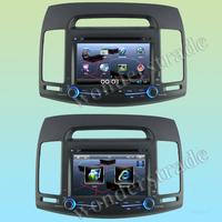 "7"" CAR DVD PLAYER autoradio GPS navigation for Hyundai Elantra 2007 2008 2009 2010 2011 / Russian language / 3g internet"