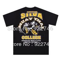 MMA  Anderson Silva Spider   T-shirt  /  Sports T shirt /  Fitness T-shirt