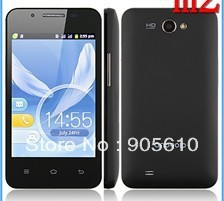 2013 New M2 Android 4.0 1GHZ 4.0 inch Capacitive Screen Smart Phone Wifi Bluetooth FM ,Dual Sim Dual standby Dual Cameras(China (Mainland))