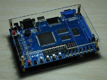Free Shipping!  1pcx  FPGA development board FPGA board Altera EP2C8Q208 NIOSII SOPC experimental board