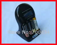 New style aa aaa alkaline battery recharger for digital camera and MP4 Hot sale and two purposes. Free shipping