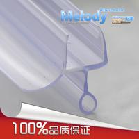 Me-306 Bath Shower Screen Rubber Big Seals waterproof strips glass door seals length:700mm