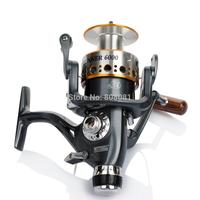 Hot 1pc Spinning Fishing Reel Free Shipping 5.1:1 10BB Baitrunner Carp Fishing Reel Mitchell Premium 6000 a Fishing Tackle