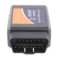 ELM327 Bluetooth OBDII OBD2 OBD-II Diagnostic Scanner Can-Bus ELM 327 Scantool Check Engine Light Car Code Reader HOT SELLING
