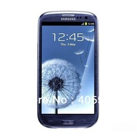 "Original genuine Samsung Galaxy S3 i9300 3G 16GB moblie phone with GPS Wi-Fi  4.8""TouchScreen Android OS4.0"