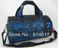 Free shipping Cylinder sport and travelling gym bags portable online for sale