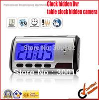 Digital Clock Hidden Camera DVR USB Motion for free shipping