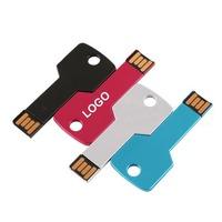 2G 4G 8G 16G 32G metal Door key shape waterproof USB Flash Drive Thumb Pen Drive USB Stick drop free shipping