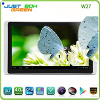 Cheap Tablet PC Ramos W27 PRO 10.1 inch Multi Touch Screen  Android 4.1  Quad Core AML8726M-MX 1GB/ 16GB