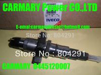 100% New origianl Common Rail Injector 0445120007  2830957,0 445 120 007