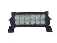 12pcs*3w cree work light 36w cree led light bar ,led work light super bright /36w led worklight/ 36w led offroad light