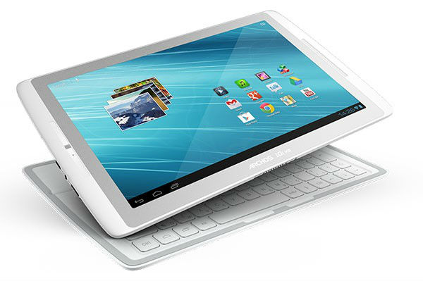 "With keyboard 10.1"" Archos 101XS Dual Core 1GB/16GB 1.8GHz Android 4.0 HDMI IPS Capacitive Touch Screen1280*800 Bluetooth Tablet(China (Mainland))"