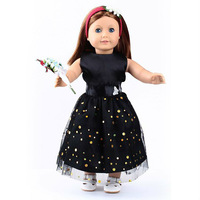 "Free shipping! Doll Clothes dress  fits for 18"" American Girl Dolls,girl birthday gift  AGC-020"