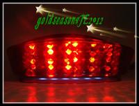 SMOKE LED TAIL LIGHT FOR DUCATI MONSTER 94-07 M 400 600 900 900 1000 S2 S4 S4R