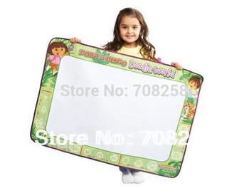 1PCS-American Aquadoodle Dora drawing toys aqua doodle Mat&1 Magic Pen/Water drawing Replacement Mat 90*60cm Dora mat 150