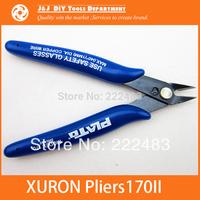 Free Shipping! New Arrival Electronic Pliers XURON Pliers170II Gundam Model Pliers  Flush Cutting Pliers