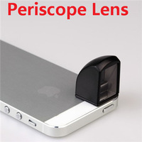 50 pcs/lot DHL Free shipping,2013 Newest Periscope Kleptoscope lens for iPhone 4 iPhone 5 Samsung S3 S4 Note2,retail box