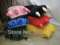Stitch Shoes animal paw shoes Stitch slippers for Adult home use Slipper 6 Colors to Choose Retail Free Shipping