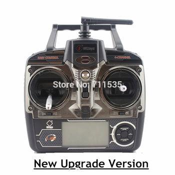 4Ch Transmitter / Controller Set Parts For WLToys V911 V912 V929 V939 V949 RC Helicopter ( A Key To Switch Left Right Throttle )