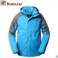 Free shipping/pathfinder authentic men's outdoor ski-wear, single single waterproof breathable windproof coat TW5185