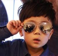 Mercury baby sunglasses male female child glasses anti-uv sunglasses fashion sunglasses
