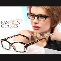Y56 personalized diamond transparent glasses frame myopia lens fashion female frames eyeglasses frame