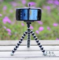 Mobile phone holder camera tripod Mini portable any angle for all phone