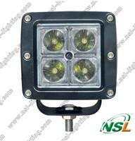 20pcs 16W LED work light, car ATV SUV off road tractor headlight led working lights LED pod light