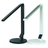 Free shipping new LED desk lamp hot sale, 5 options Dimmable and foldable LED reading lamp touch switch