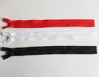 nylon zipper  Invisible zipper clothes accessories cushion zipper  free shipping